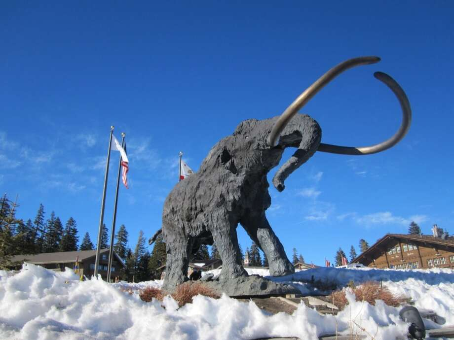 And, of course, extinct beasts gave the place its name. Photo: Jules Older, Special To The Chronicle