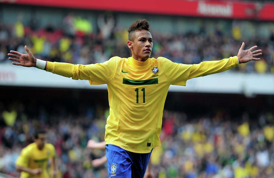 Neymar (Brazil) Photo: Jamie McDonald, Getty Images / 2011 Getty Images