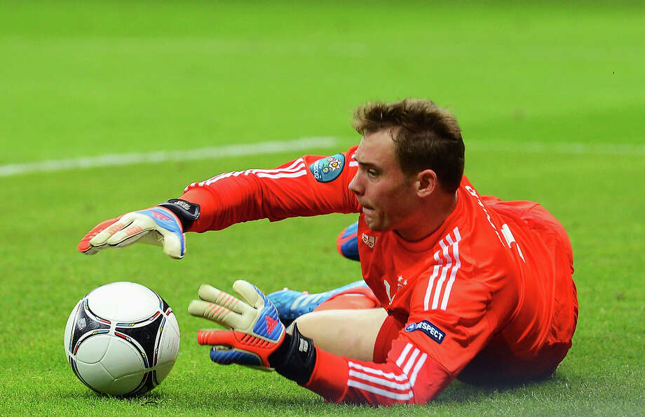 Manuel Neuer (Germany) Photo: Shaun Botterill, Getty Images / 2012 Getty Images