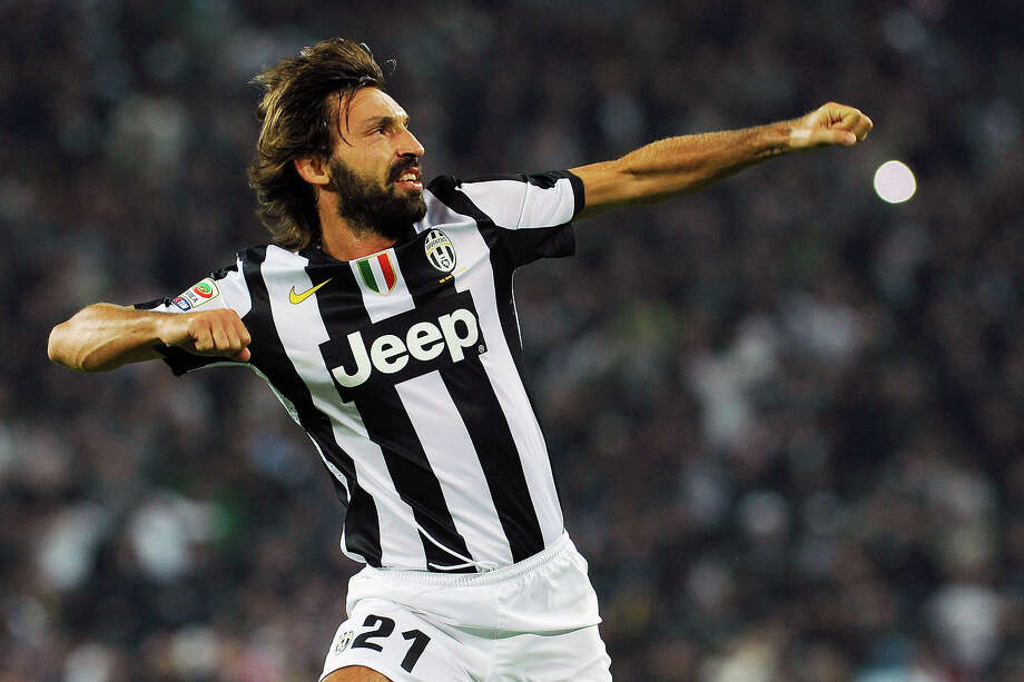 Andrea Pirlo (Italy) Photo: Valerio Pennicino, Getty Images / 2012 Getty Images
