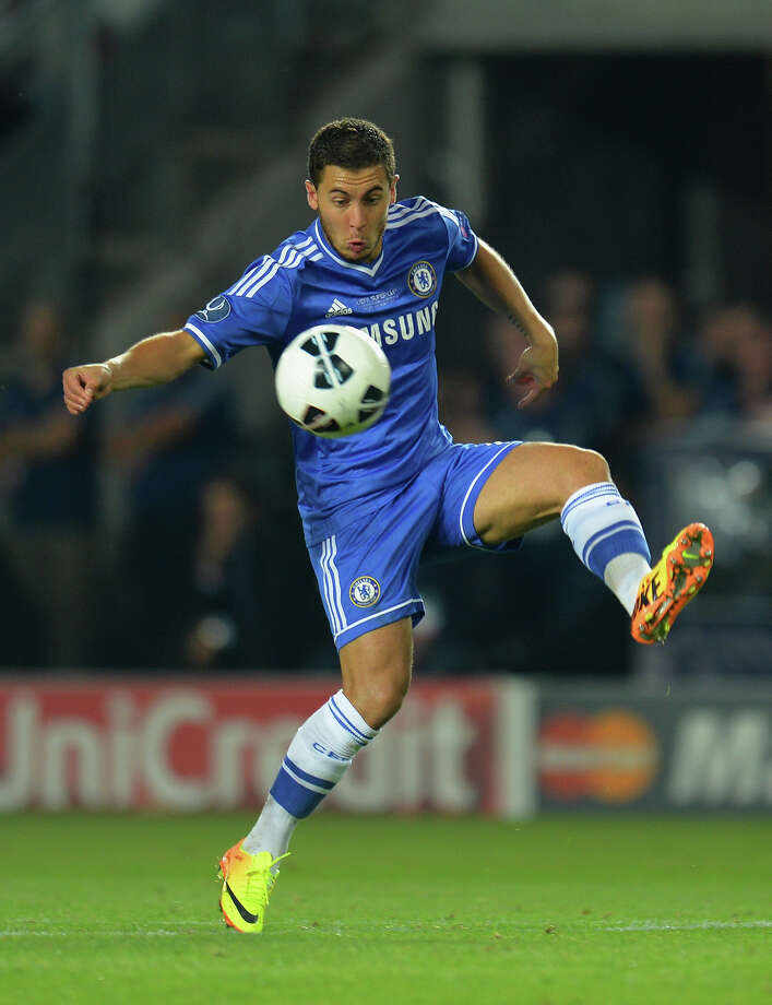 Eden Hazard (Belgium) Photo: Shaun Botterill, Getty Images / 2013 Getty Images