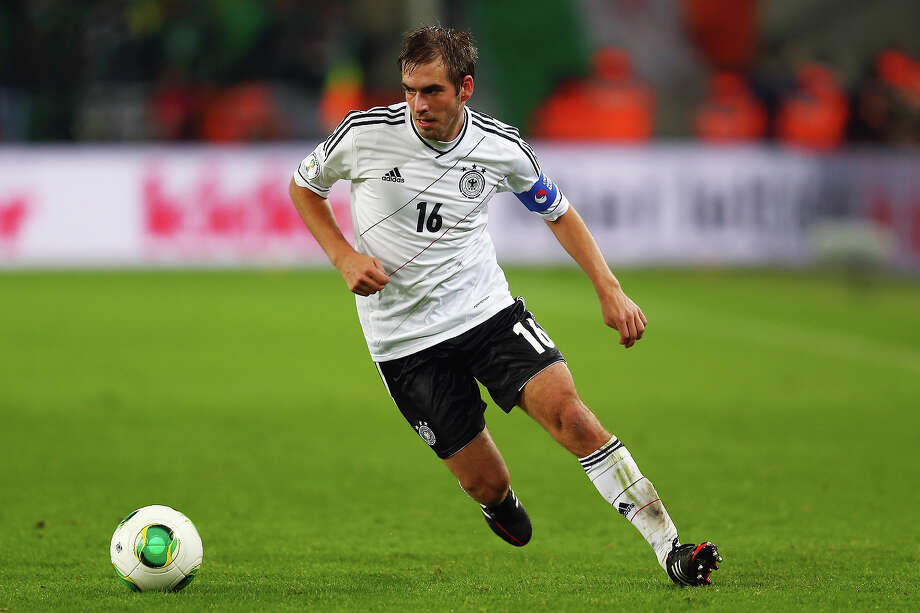Philipp Lahm (Germany) Photo: Alex Grimm, Bongarts/Getty Images / 2013 Getty Images