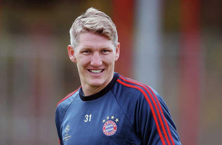 Bastian Schweinsteiger (Germany) Photo: Alexandra Beier, Bongarts/Getty Images / 2013 Getty Images