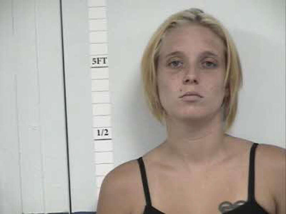 Jessica Scates: Charge aggravated assault with a deadly weapon Photo: Hardin County Sheriff's Office
