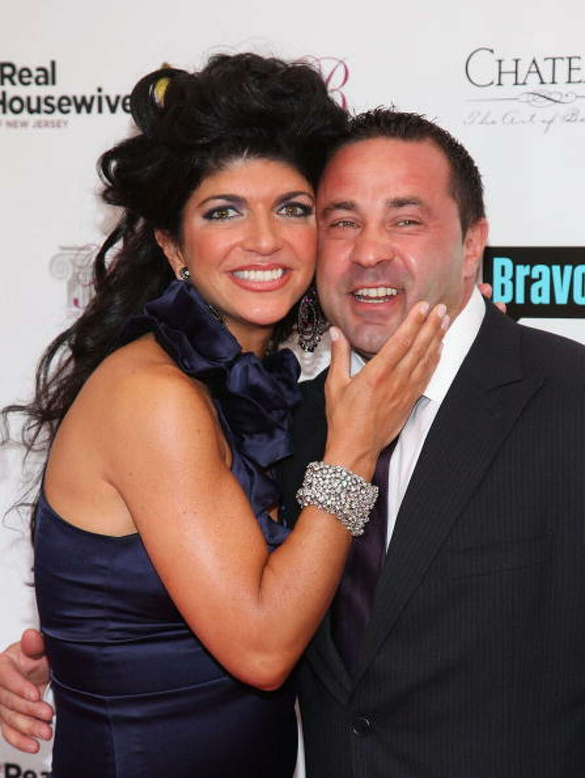 """THERESA GIUIDICE of Bravo's """"The Real Housewives of New Jersey."""" Nominated by azgirl101"""