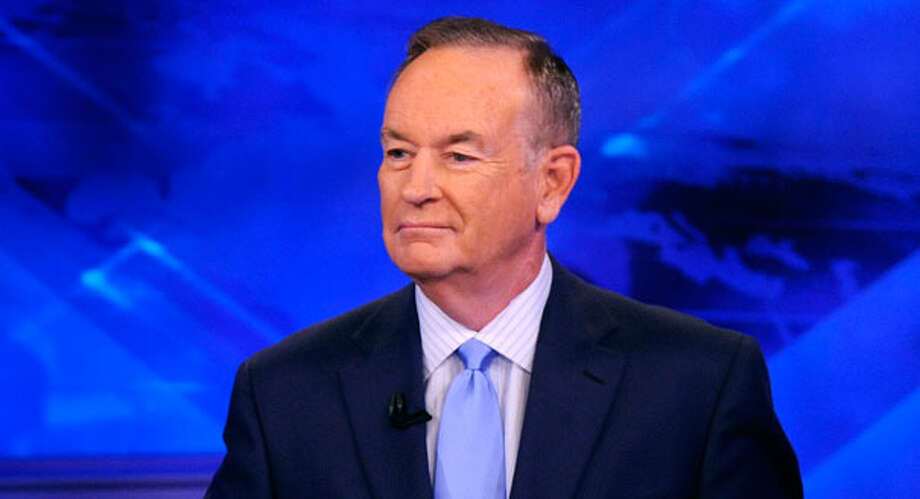 Bill O'Reilly -- by popular demand. Photo: Peter Kramer