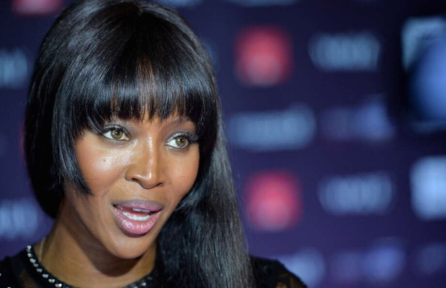 Model Naomi Campbell -- multiple nominations. Photo: Samir Hussein / 2013 Getty Images