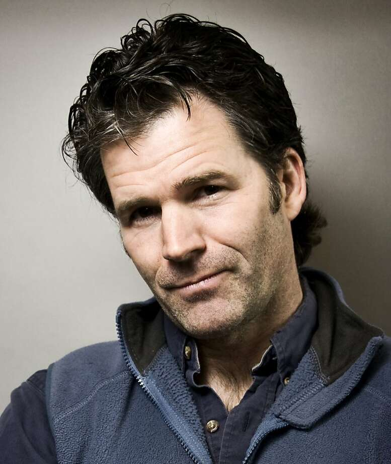 Andre Dubus III Photo: Kevin Harkins