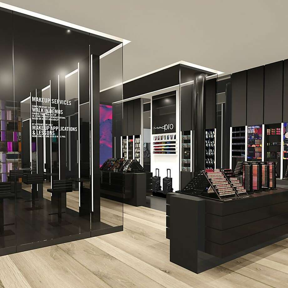Makeup company MAC will open its first PRO flagship fusion store in February 2014 at 45 Powell St. Photo: Mac