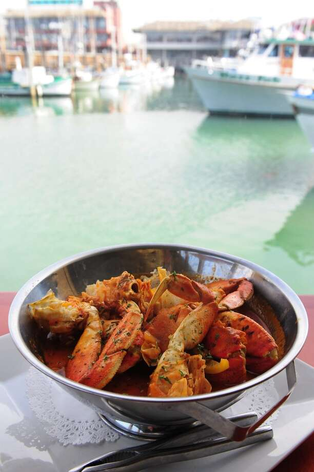 Crab Cioppino is one of the dishes that is served at Castagnola''s Photo: Bates, Susana Freelance, Special To The Chronicle