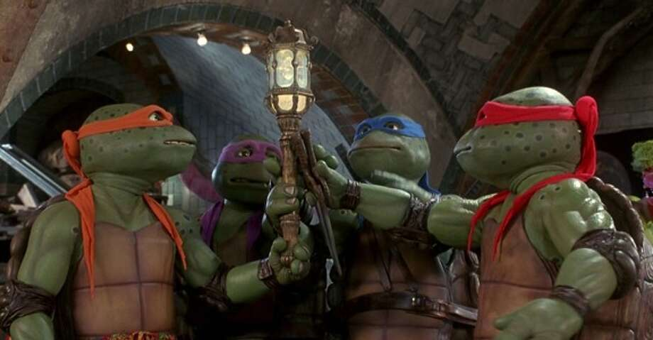 Teenage Mutant Ninja Turtles are vintage, to some.