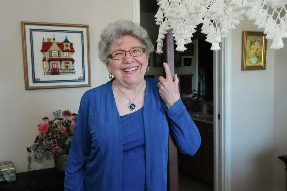 Author Marcia Bennett is having two of her children's books translated into American Sign Language. Photo: Â Tony Bullard 2013, Freelance Photographer / © Tony Bullard & the Houston Chronicle