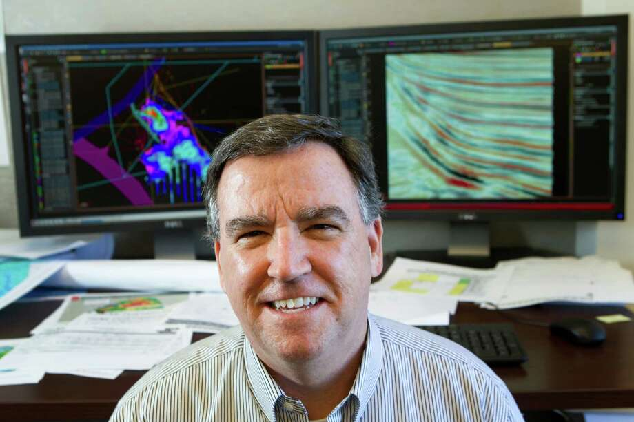 Ben Winkelman, senior geoscientest, poses for a photo at Talos Energy Thursday, Sept. 26, 2013, in Houston. ( Brett Coomer / Houston Chronicle ) Photo: Brett Coomer, Staff / © 2013 Houston Chronicle