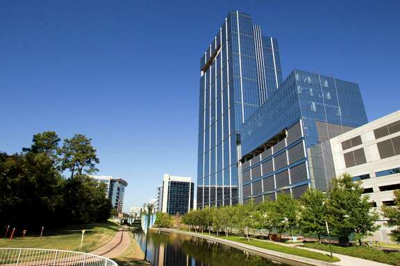 The Anadarko Hackett Tower is shown Wednesday, Oct. 9, 2013, in Houston. ( Brett Coomer / Houston Chronicle )