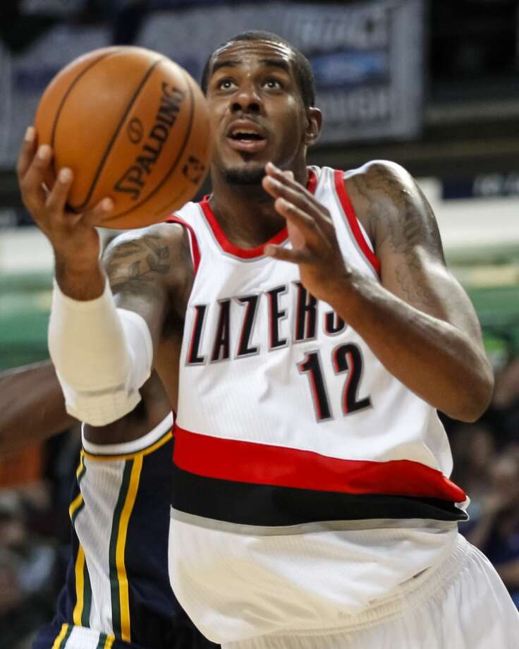 LaMarcus Aldridge Team: Portland Trail Blazers  Position: Forward Height/weight: 6-11, 240 pounds Experience: 8th season Age: 28 Photo: Otto Kitsinger, Associated Press