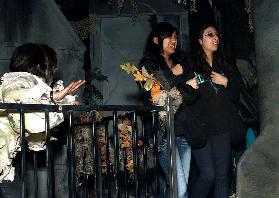 haunted house cameras catch s a 39 s faces of fear houston