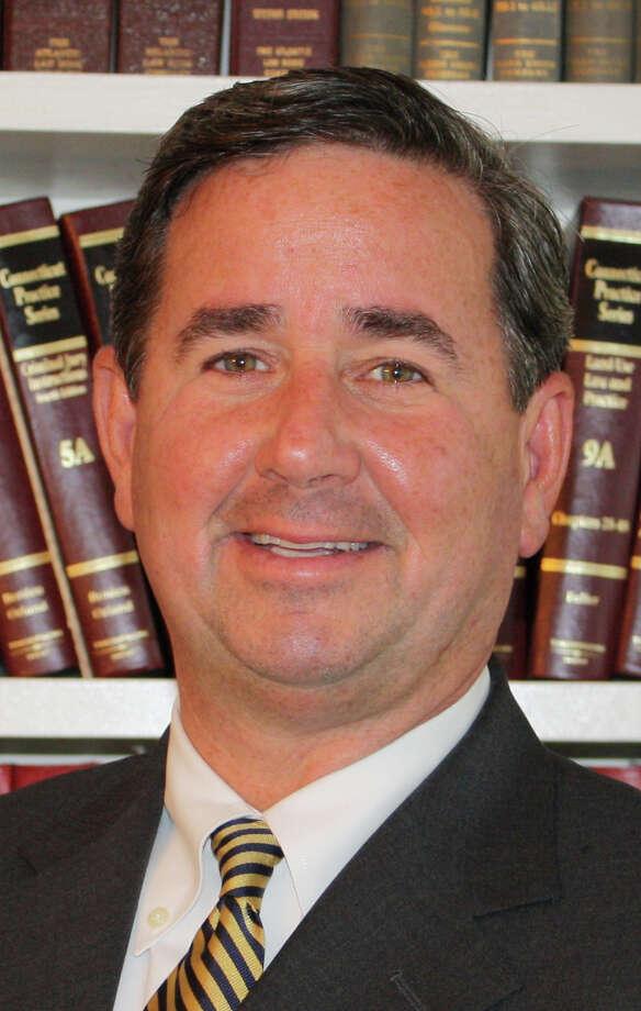 Kieran Costello, Democratic candidate for probate judge in the Westport/Weston District.Westport CT. October 2013. Photo: Contributed Photo / Westport News