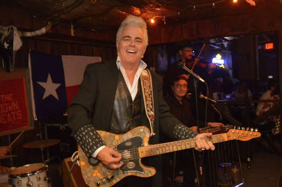 Dale Watson performs to a packed house at Blanco's. Photo: Jimmy Loyd / freelance