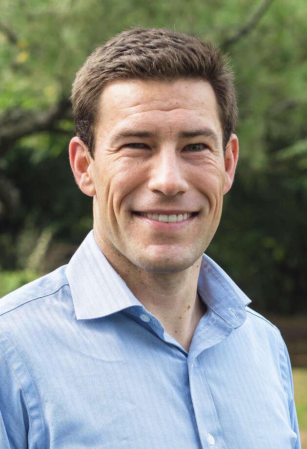 Blake Benke, Democratic candidate for Westport Board of Finance. Westport CT. October 2013. Photo: Contributed Photo / Westport News