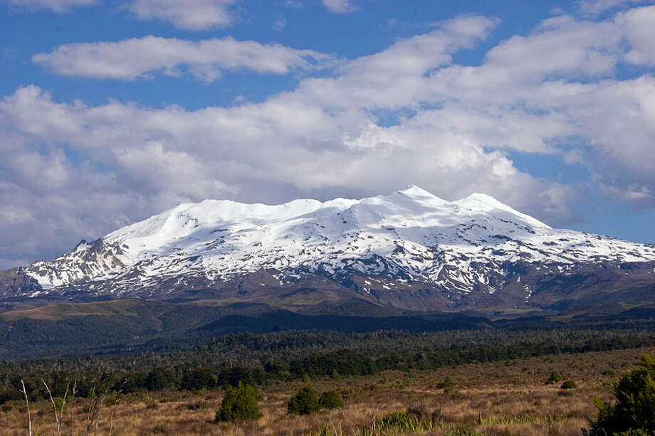 Mount Ruapehu, New ZealandFor more information visit mtruapehu.comPhoto by: Michael Wifall/Flickr