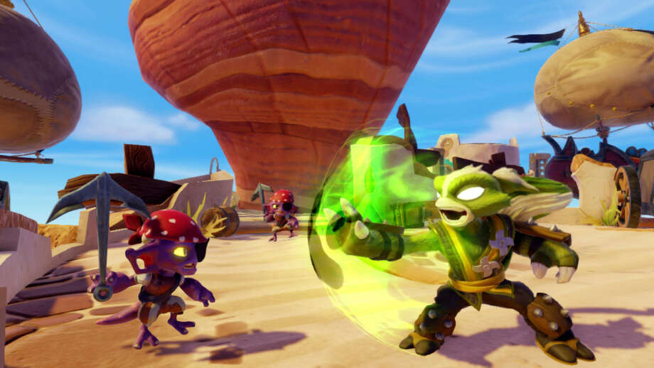 No. 4: Skylanders Swap Force Activision Wii Platformer Weekly units sold: 107,438 Total units sold: 107,438 Weeks available: 1Retail data provided by www.vgchartz.com. Photo: Courtesy