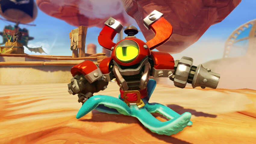 No. 9: Skylanders Swap Force Activision PlayStation 3 Platformer Weekly units sold: 41,348 Total units sold: 41,348 Weeks available: 1 Retail data provided by www.vgchartz.com.