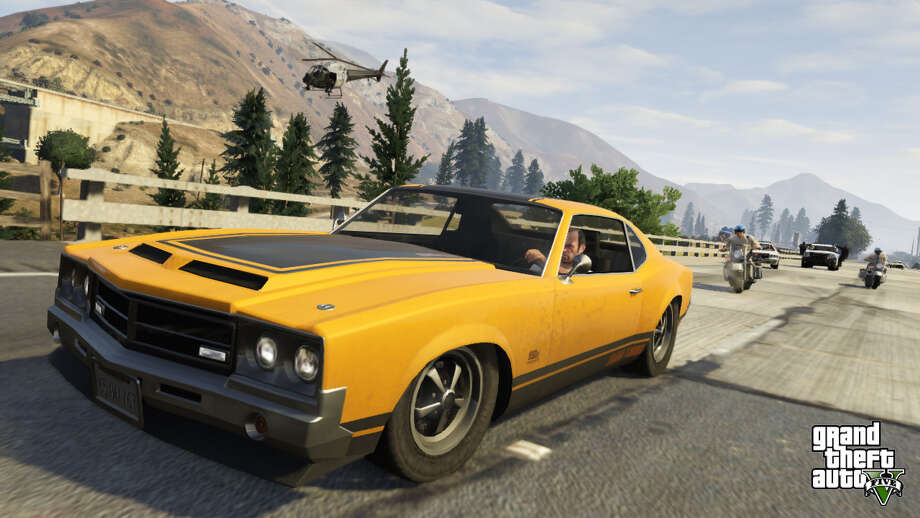 .No. 3: Grand Theft Auto V Take-Two Interactive PlayStation 3 Action-adventure Weekly units sold: 182,852Total units sold: 4,384,639 Weeks available: 5
