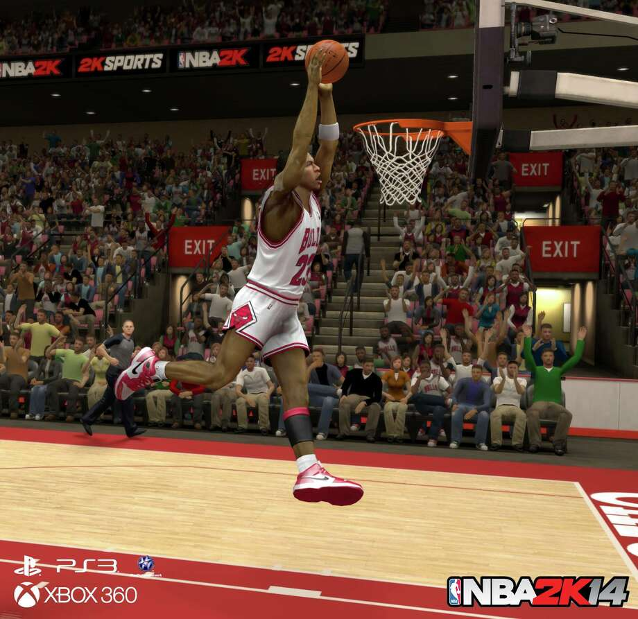 No. 6: NBA 2K14  Take-Two Interactive Xbox 360 Sports Weekly units sold: 76,806 Total units sold: 512,253 Weeks available: 3Retail data provided by www.vgchartz.com. Photo: Courtesy