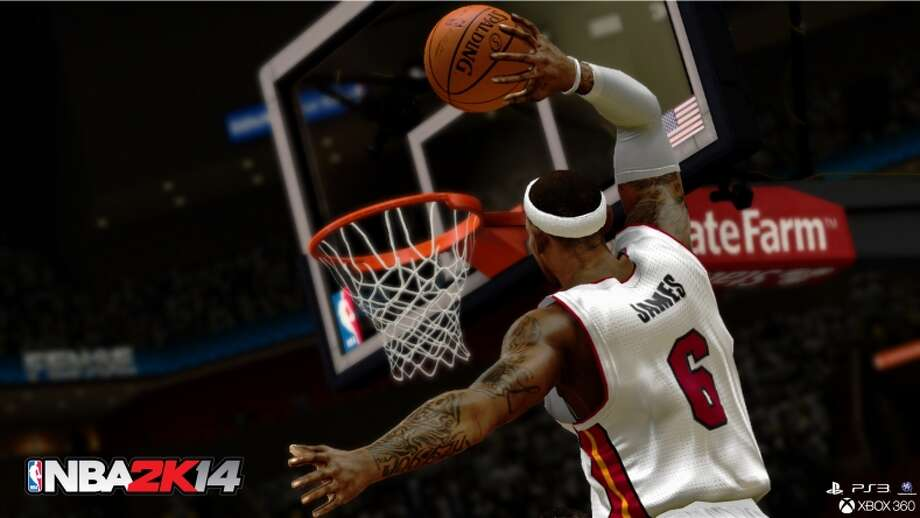 No. 7: NBA 2K14  Take-Two Interactive Playstation 3 Sports Weekly units sold: 61,401 Total units sold: 384,719 Weeks available: 3Retail data provided by www.vgchartz.com. Photo: Courtesy