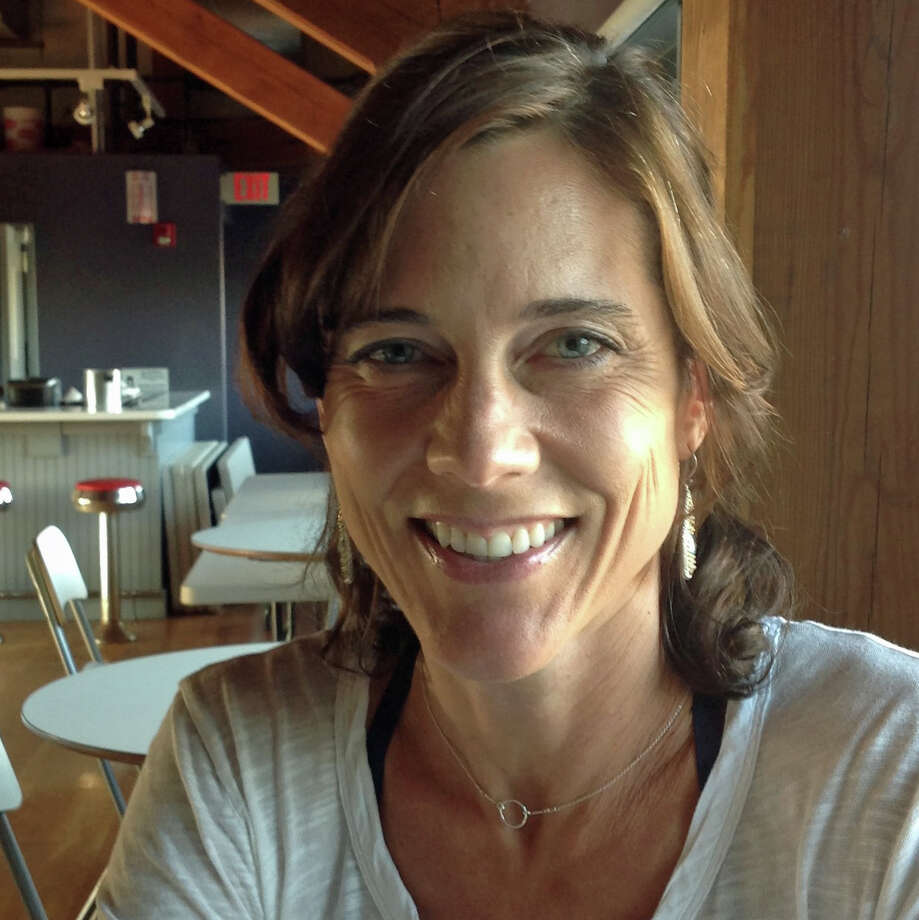 Julie Deery will teach yoga at the Outback this month. Photo: Contributed Photo / New Canaan News