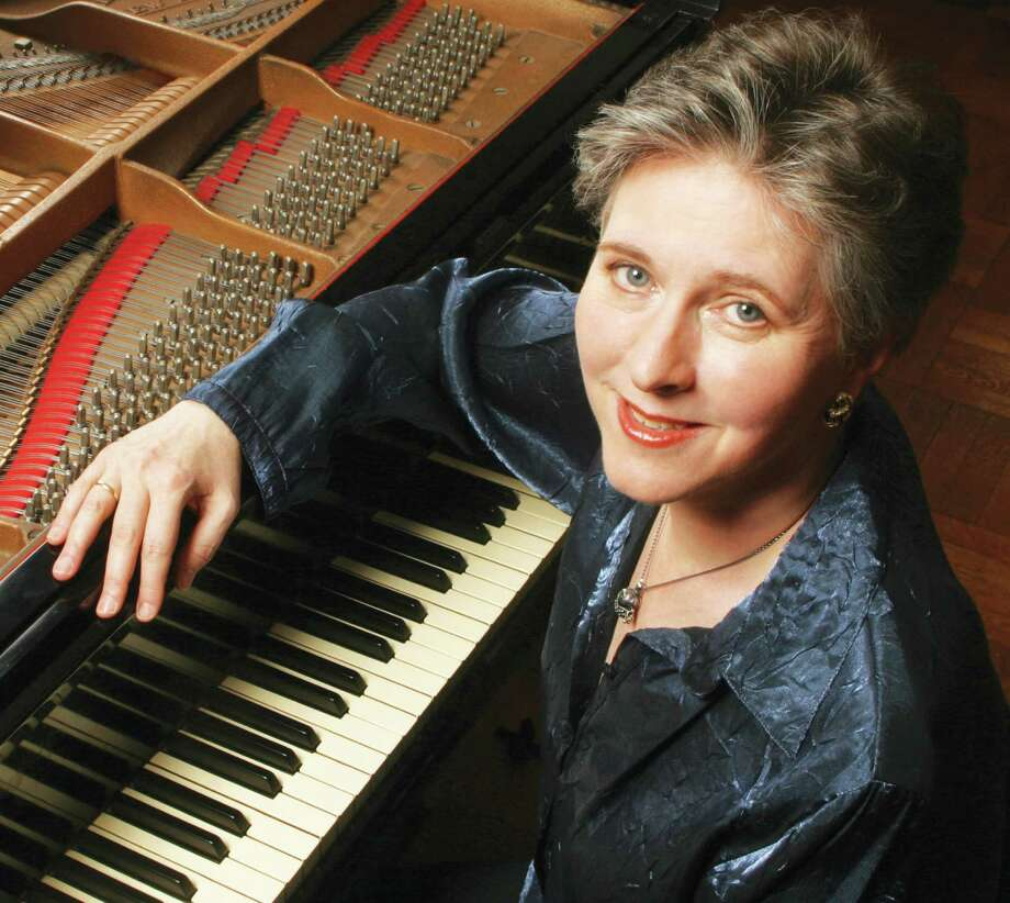 Pianist Janina Fialkowska will give a farewell recital at the Pequot Library  before moving overseas on Sunday, Nov. 3. Photo: Contributed Photo / Westport News