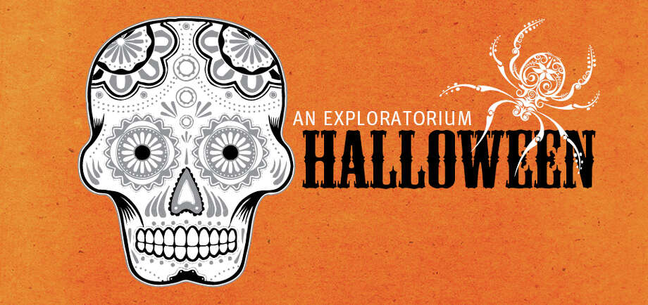 An Exploratorium Halloween: This one includes some creepy activities like dissecting cow eyes, hearts and, scariest of all, pumpkins. (So slimy.) There'll also be sugar skull-making demos and cocktails like the Bloody Mary and the Corpse Reviver. Tickets: $10-$15. 6-10 p.m. at the Exploratorium. More information at www.exploratorium.edu. Photo: The Exploratorium