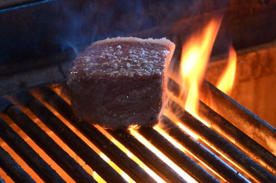 In some places in Texas steak is the only thing on a menu. So you don't really have a choice when it comes to the appetizer. Photo: Bloomberg, Getty Images / 2012 Bloomberg