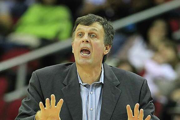 Kevin McHale is charged with delivering results that reflect improved talent on the Rockets.