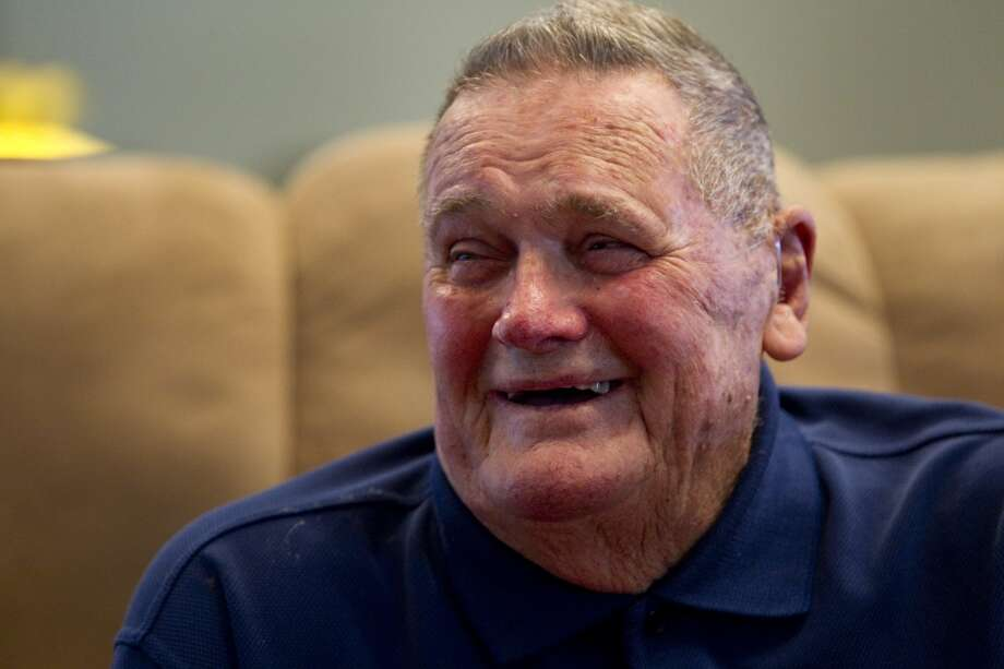 "Oail Andrew ""Bum"" Phillips   (September 29, 1923 – October 18, 2013)  Here is how close friends and family remembered the legenary Oilers coach in their own words. Photo: Brett Coomer, Houston Chronicle"