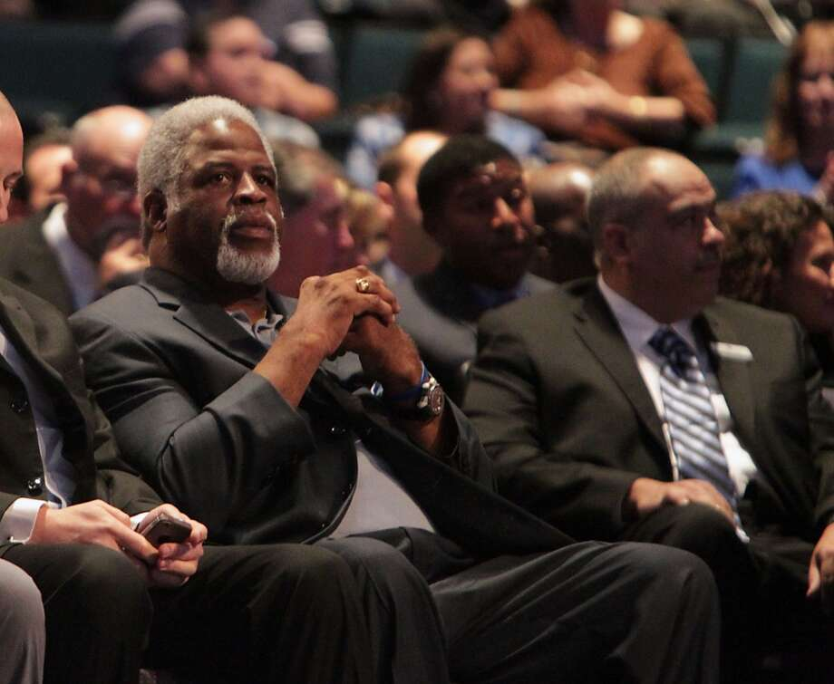 "Earl Campbell  ""I don't think I would have fit in playing with the Dallas Cowboys or New England Patriots or Los Angeles Rams. God blessed me to play for Bum Phillips on the Houston Oilers. That was the perfect fit for me.""  Photo: James Nielsen, Houston Chronicle"