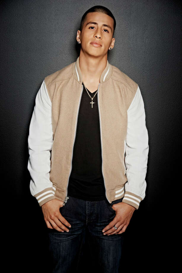 THE X FACTOR: Top 16: Carlito Olivero, 24.Hometown: Chicago, IL. CR: Jeff Lipsky / FOX. © Copyright 2013 FOX Broadcasting. / 1
