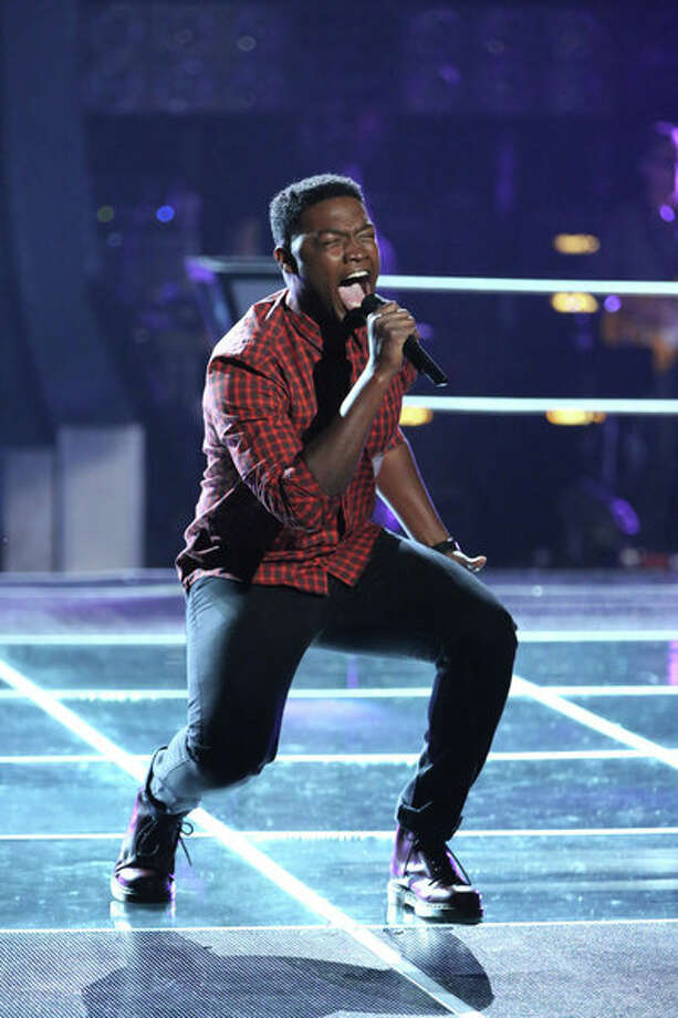 "THE VOICE -- ""Knockout Rounds"" Episode 512 -- Pictured:   Matthew Schuler -- (Photo by: Tyler Golden/NBC) Photo: NBC, Tyler Golden/NBC / 2013 NBCUniversal Media, LLC"