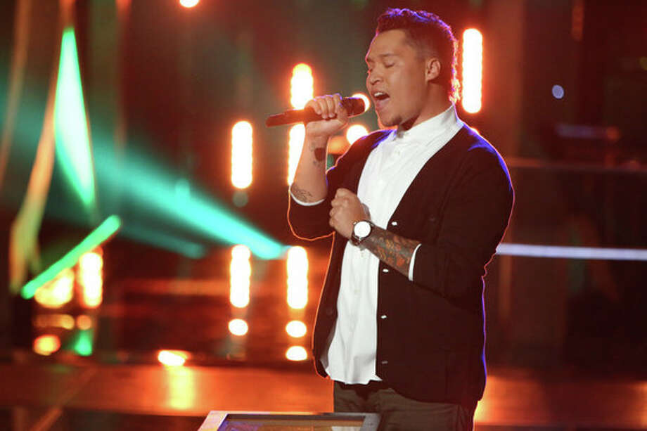 "THE VOICE -- ""Knockout Rounds"" Episode 512 -- Pictured:    Preston Pohl -- (Photo by: Tyler Golden/NBC) Photo: NBC, Tyler Golden/NBC / 2013 NBCUniversal Media, LLC"