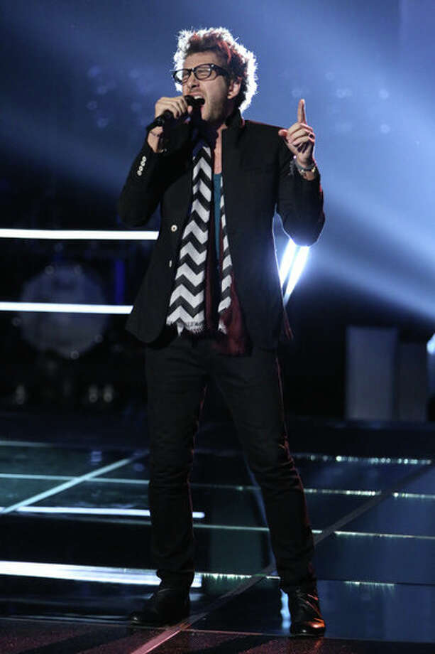 "THE VOICE -- ""Knockout Rounds"" Episode 512 -- Pictured:   Will Champlin -- (Photo by: Tyler Golden/NBC) Photo: NBC, Tyler Golden/NBC / 2013 NBCUniversal Media, LLC"