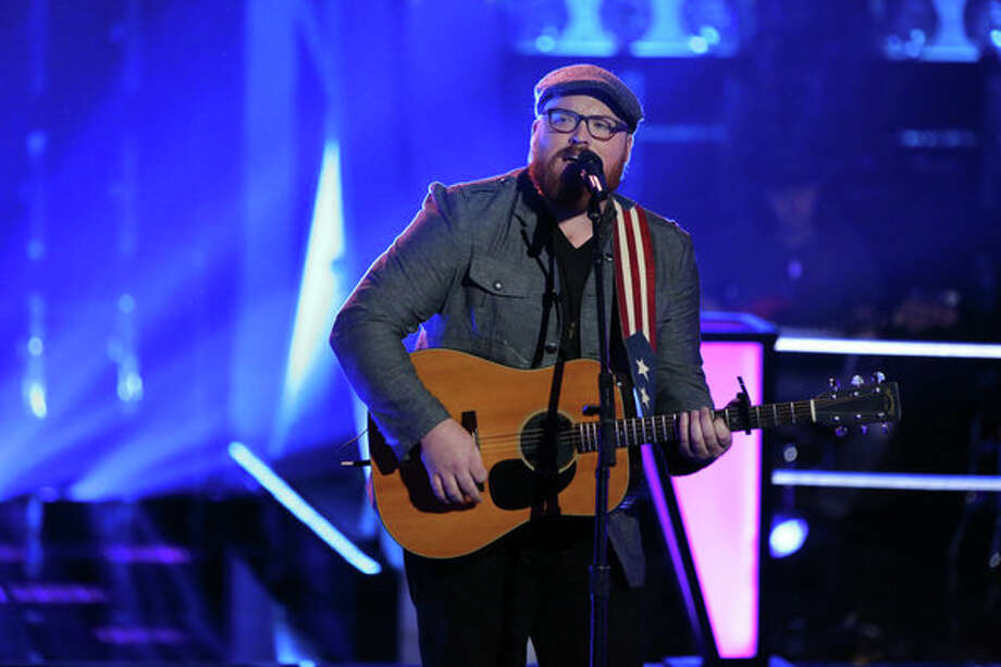 "THE VOICE -- ""Knockout Rounds"" Episode 512 -- Pictured:   Austin Jenckes -- (Photo by: Tyler Golden/NBC) Photo: NBC, Tyler Golden/NBC / 2013 NBCUniversal Media, LLC"