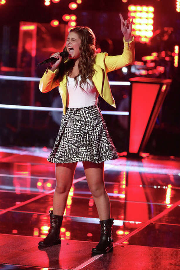 "THE VOICE -- ""Knockout Rounds"" Episode 512 -- Pictured:   Jacquie Lee -- (Photo by: Tyler Golden/NBC) Photo: NBC, Tyler Golden/NBC / 2013 NBCUniversal Media, LLC"