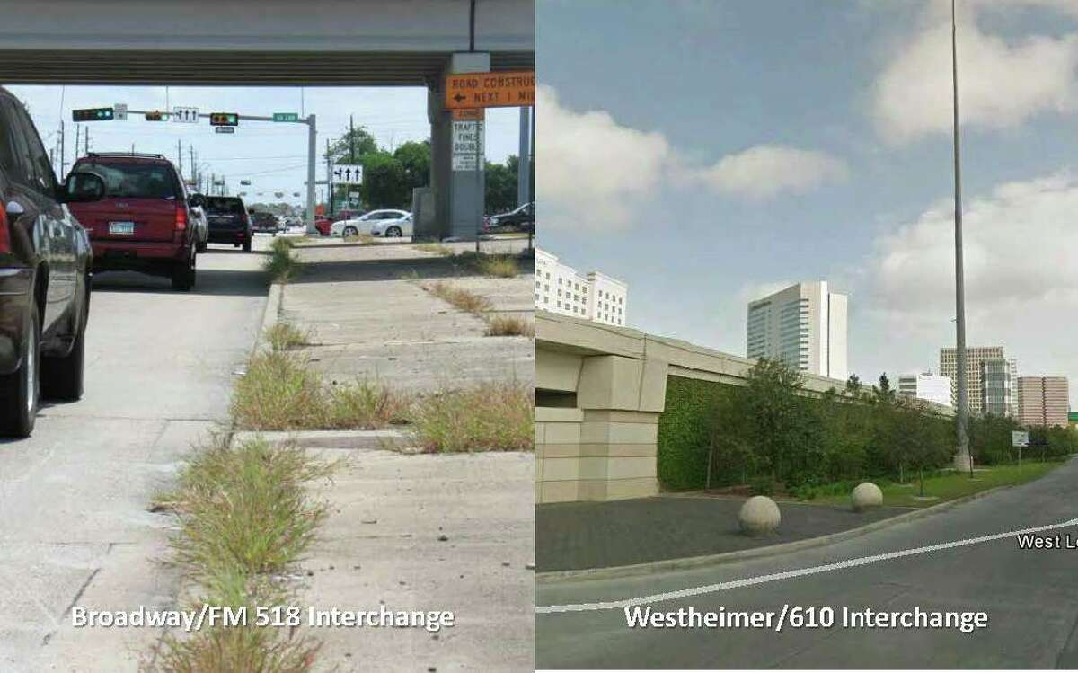 Business and community leaders compared Texas 288 intersections with those of other major Houston roads to show a need for change.Business and community leaders compared Texas 288 intersections with those of other major Houston roads to show a need for change.