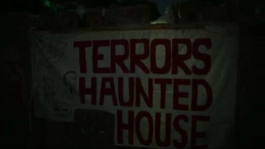 Terrors Haunted House - 330 Escalon - visit their Facebook page Photo: Terrors Haunted House