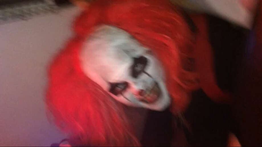Can't sleep, the clowns will eat me at Terrors Haunted House! Photo: Terrors Haunted House