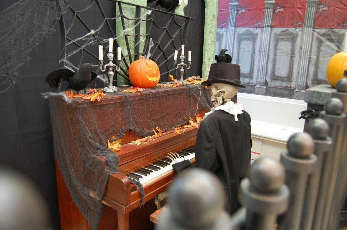 The Children's Museum of Houston gets into the Halloween spirit.