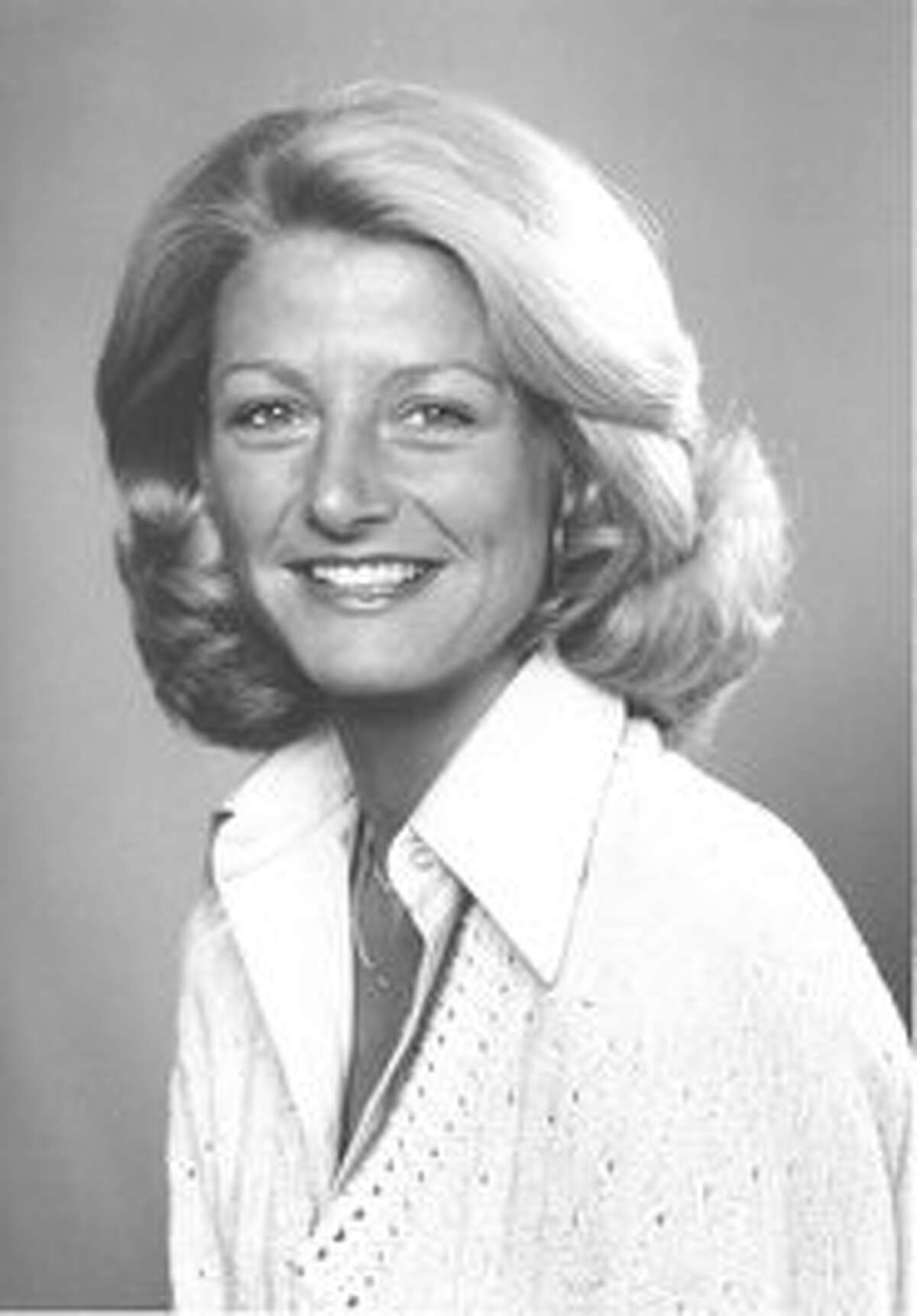 Jean Enersen was promoted to KING/5 evening news anchor in 1972. She was the first female anchor woman in the country.