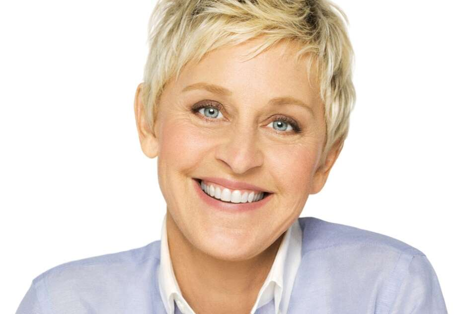 Ellen DeGeneres has been a standup comic most of her life, she's been in movies and on television. She's also a CoverGirl and has hosted the Oscars twice. - worthly.com