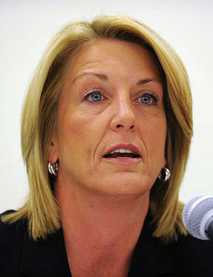 Domestic-violence charges filed against state Rep. Brenda Kupchick for an alleged fight with her sister are were dropped on Wednesday, Oct. 30, 2013. Photo: File Photo / Fairfield Citizen