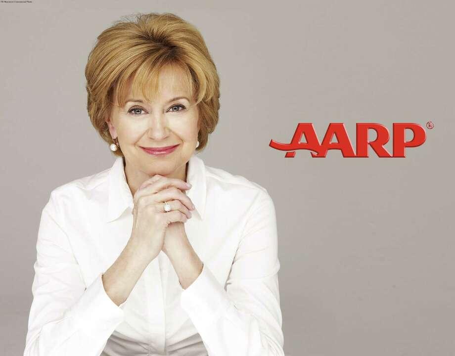 Jane Pauley joins AARP as new Ambassador of Your Life Calling.  (PRNewsFoto/AARP) / AARP